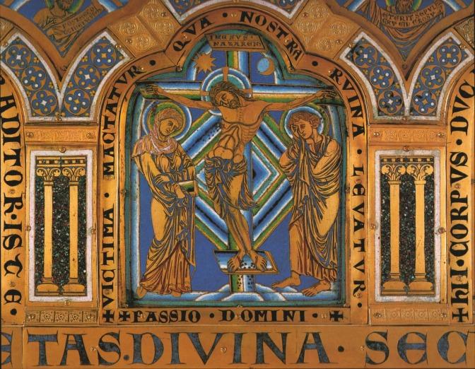 <b>AN INCOMPLETE HISTORY OF MEDIEVAL ARTXIII:</b> The Klosterneuburg Altar