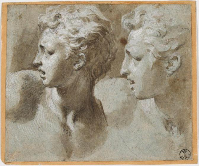 <b>DISEGNO V:</b> Parmigianino