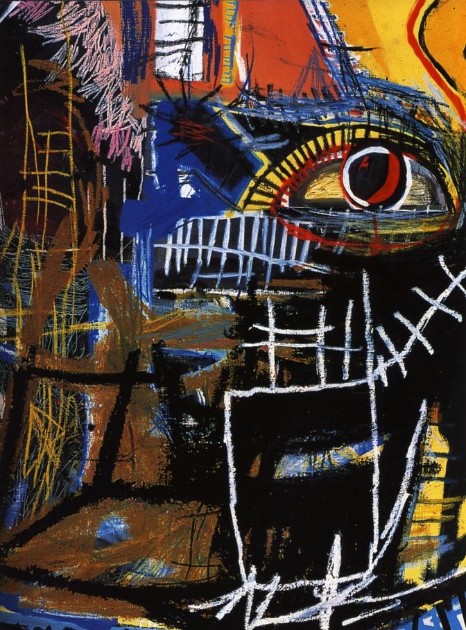 <b>1984:</b> Jean-Michel Basquiat