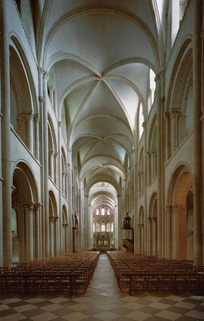 <b>AN INCOMPLETE HISTORY OF MEDIÆVAL ART XIV:</b> The Norman Churches of St Etienne and La Trinité