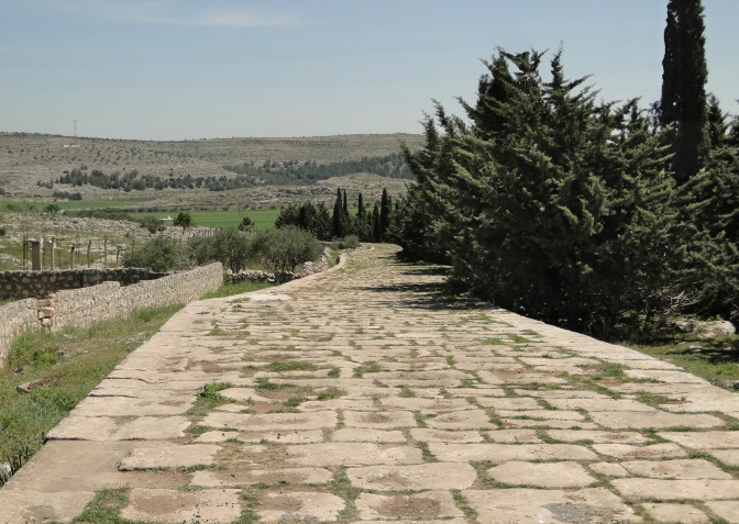 <b>ROMAN ENGINEERING II:</b> Paved Roads