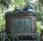 Géricault Tomb, 1846, Paris, Cimitière Père Lachaise