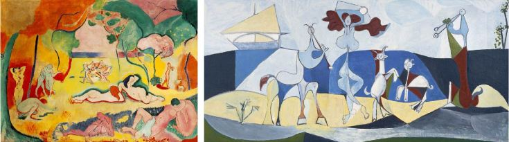 Matisse, La Bonheur de Livre
