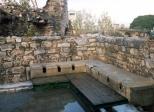 Pompeii, pubic latrine