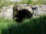 Roman sewer at Galapagar, Spain