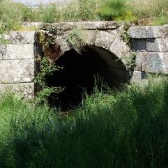Roman sewer at Galapagar, Spain