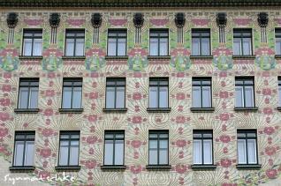 Vienna, Majolikahaus