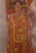 Gustav Klimt, 1899, (Destroyed