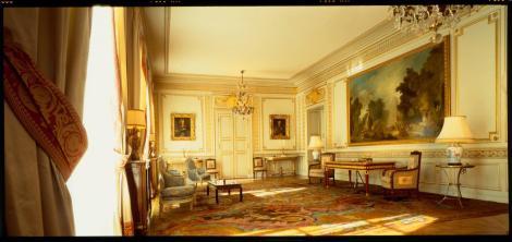 Salon, Hôtel de Toulouse, Paris