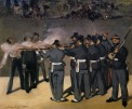 .Édouard Manet, Execution of Maximilian, 1868/69, Copenhagen, Ny Carlsberg Glyptotek