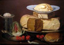 Clara Peelers, Breakfast Still Life,