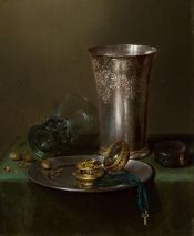 Willem Claesz. Heda, Still Life, c. 1638, Private Collection.