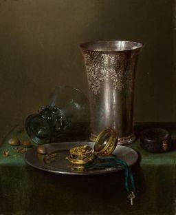 Willem Claesz. Heda, Still Life, c. 1638, Private Collection.