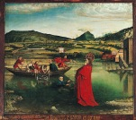 The Miraculous Draft of Fishes, 1445, Geneva,