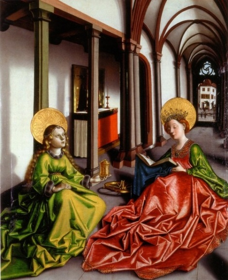 The Virgin and Mary Magdalene,