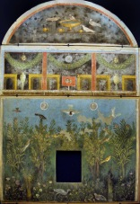 Herculaneum, House of the Golden Bracelet, c. AD 50.