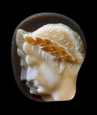 Trajan and Plotina, c. AD 105, London, British Museum.