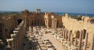 Lepcis Magna, Basilica,