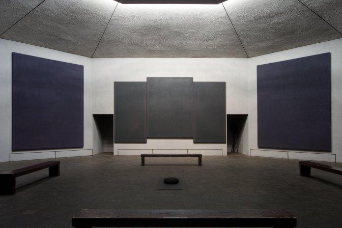 HUMAN SCALE: Mark Rothko