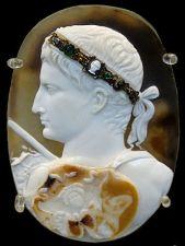 Blacas Cameo, c. AD 20, London, British Museum