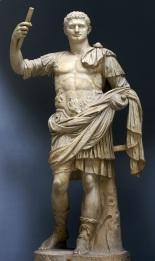 Domitian, c. AD 90, Musei Vaticani, Braccio Nuovo.