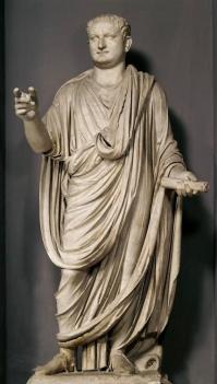 Titus, c. AD 80, Rome, Musei Vaticani.